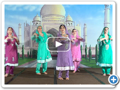 Sanam Studios Mughal Inspired Group Performance