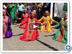 Balochi Dance Performance by Sanam Studios at Atlanta Dogwood Festival 2016