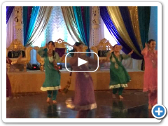 Persian-inspired dance by Sanam Studios Dancers